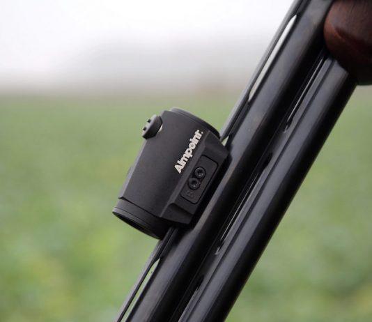 AimPoint Micro S1 Rødpunktssigte