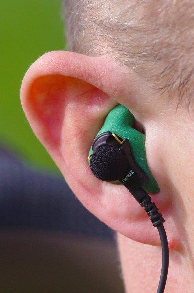 phonak serenity dp + sidder godt i øret