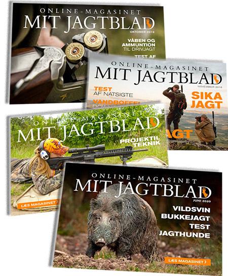 Mit Jagtblad - gratis online jagt magasin