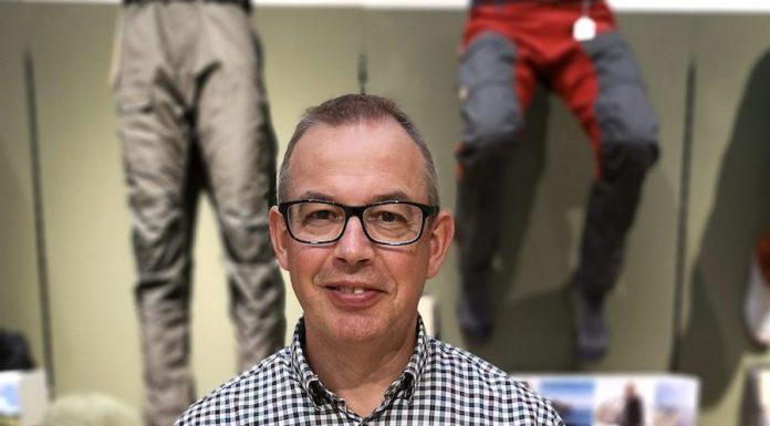 Bjarne Sørensen, direktør, Korsholm