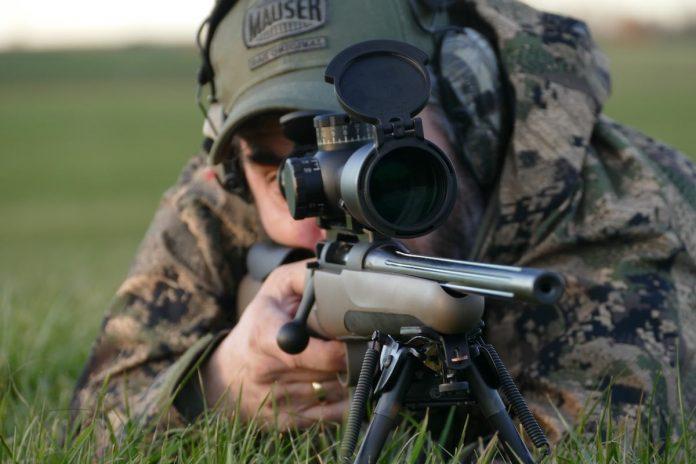 ny Mauser 18 Feldjagd riffel