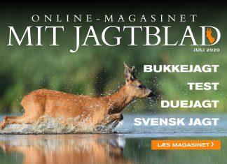 Mit Jagtblad juli 2020 cover