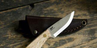Brisa Bobtail 80 jagtkniv