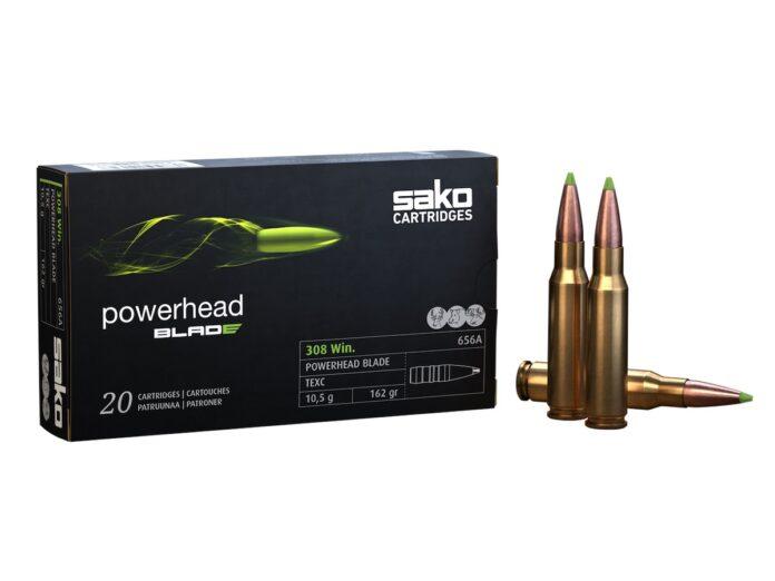 Sako Powerhead Blade blyfri ammunition