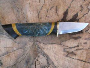 håndlavet jagtkniv