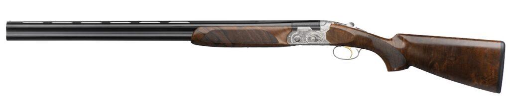 Den nye Beretta Silver Pigeon 687 III fås bla. i kaliber 12