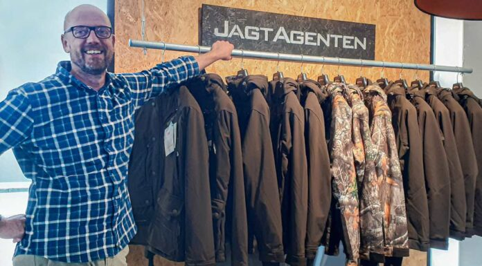 JagtAgenten.dk - Peter E. Olesen - ny jagtbutik i slagelse