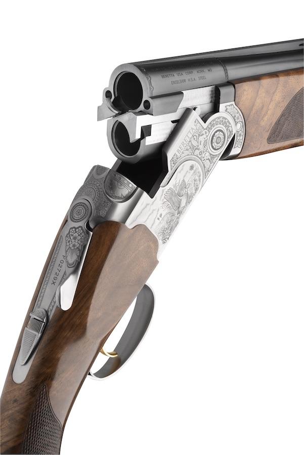Beretta 687 Silver Pigeon med grade 2½ skæfte