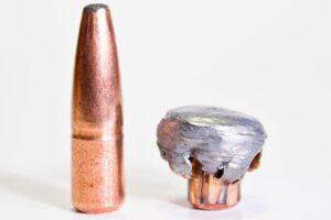 bonded jagtammunition