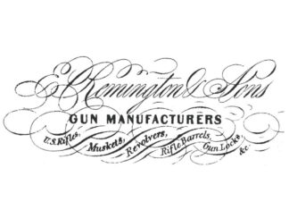 Remington & Sons original logo