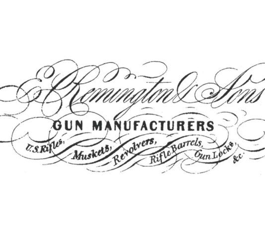 Remington & Sons original logo