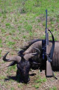 MAUSER M03, Wildebeest, Gnu