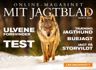 Marts Mit Jagtblad