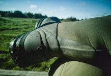 gummistøvle test