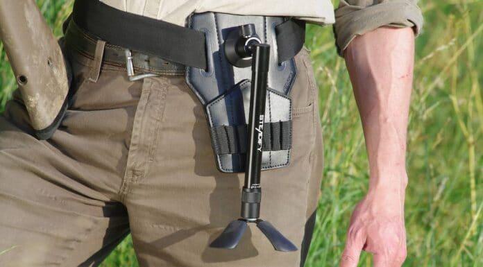 Steadify - skydestok til bæltet