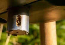 Rottesikker foderindsats
